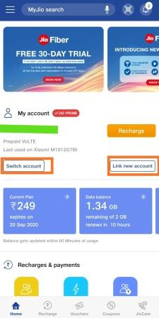 linking-another-jio-number-for-transfer