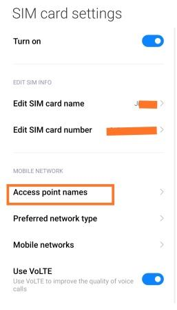 vi-access-point-names-option