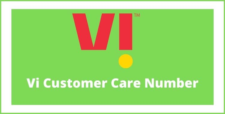 vi-customer-care-number