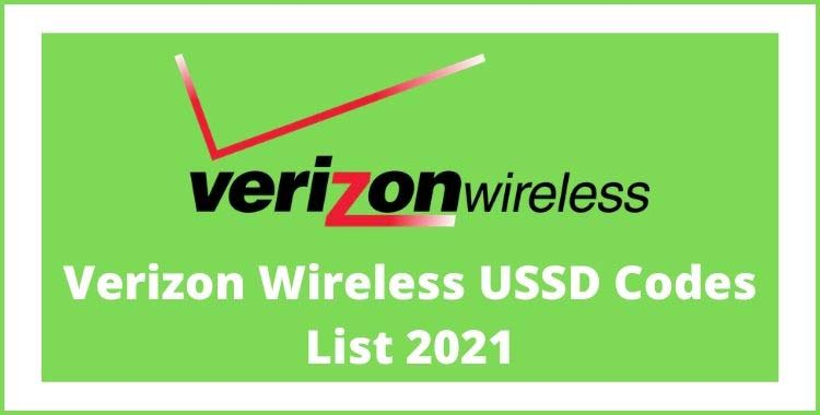 verizon-wireless-ussd-codes-list