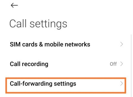 bsnl-call-divert-settings-to-activate-mca-service