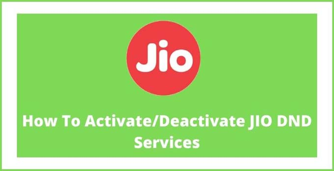 how-to-activate-deactivate-jio-dnd-services